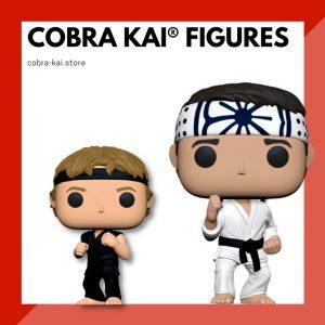 Cobra Kai Figures & Toys