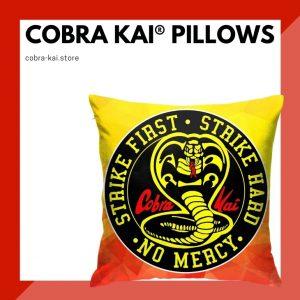 Cobra Kai Pillows