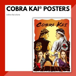 Cobra Kai Posters