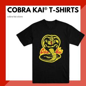 Cobra Kai T-Shirts