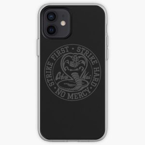 Karate Tournament - Cobra Kai iPhone Soft Case RB1006 product Offical Karl Jacobs Merch