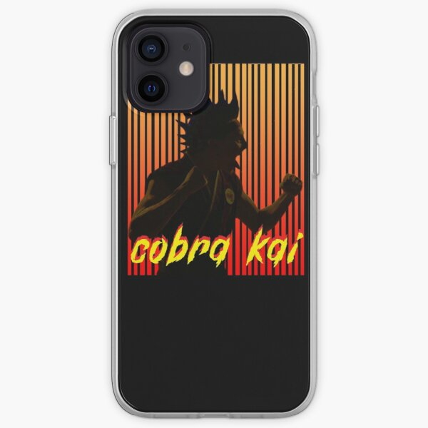 cobra kai  iPhone Soft Case RB1006 product Offical Karl Jacobs Merch
