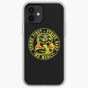Cobra Kai Vintage Design - Professional Graphics iPhone Soft Case RB1006 product Offical Karl Jacobs Merch