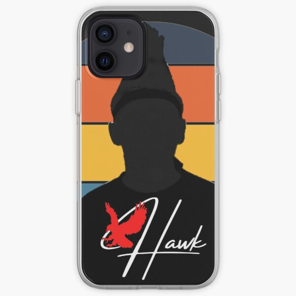 Cobra kai - hawk iPhone Soft Case RB1006 product Offical Karl Jacobs Merch