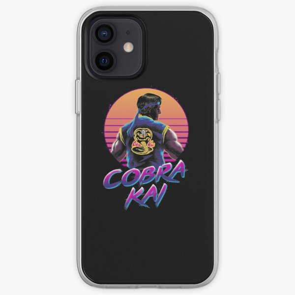 Rad Cobra kai iPhone Soft Case RB1006 product Offical Karl Jacobs Merch