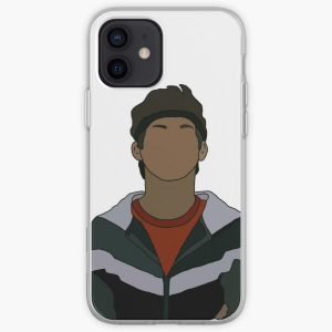 Miguel Diaz Cobra Kai iPhone Soft Case RB1006 product Offical Karl Jacobs Merch