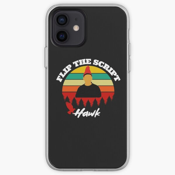Cobra Kai Hawk. iPhone Soft Case RB1006 product Offical Karl Jacobs Merch