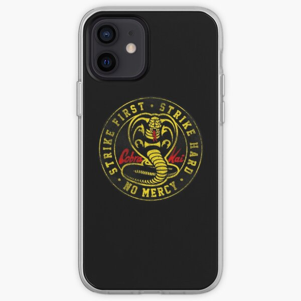 Cobra Kai logo iPhone Soft Case RB1006 product Offical Karl Jacobs Merch
