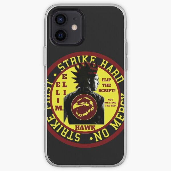 Hawk - Cobra Kai iPhone Soft Case RB1006 product Offical Karl Jacobs Merch