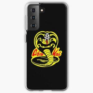Cobra Kai Cobra Samsung Galaxy Soft Case RB1006 product Offical Karl Jacobs Merch