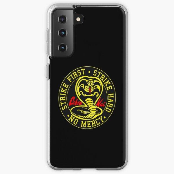 Cobra Kai Karate Tournament No Mercy Samsung Galaxy Soft Case RB1006 product Offical Karl Jacobs Merch