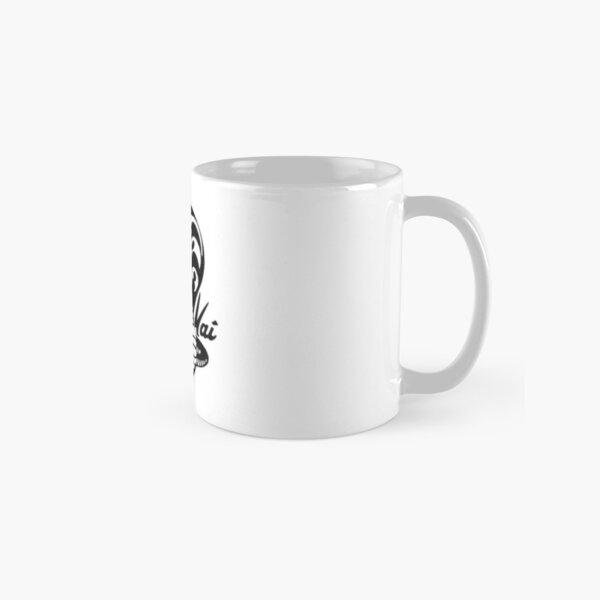 cobra kai black and white Classic Mug RB1006 product Offical Karl Jacobs Merch