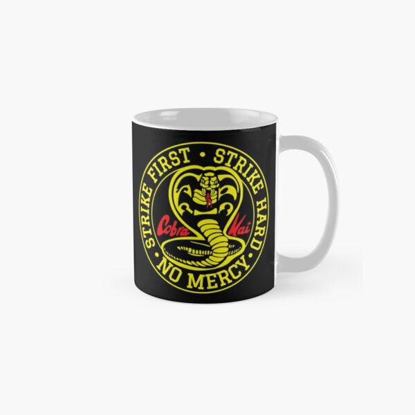 Karate Tournament - Cobra Kai Classic Mug RB1006 product Offical Karl Jacobs Merch