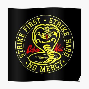 BEST TO BUY - Cobra Kai  Poster RB1006 product Offical Karl Jacobs Merch