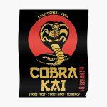 Cobra Kai Poster RB1006 product Offical Karl Jacobs Merch