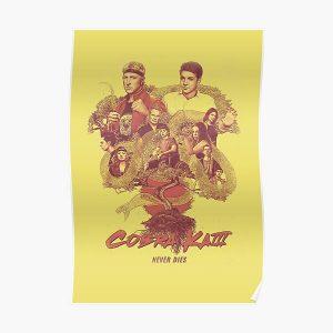 Cobra kai poster - Season 3  Poster RB1006 product Offical Karl Jacobs Merch