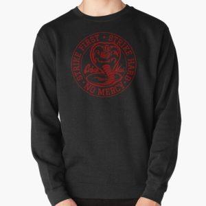 Karate Tournament - Cobra Kai Pullover Sweatshirt RB1006 product Offical Karl Jacobs Merch