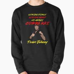 Cobra Kai- Team Johnny Pullover Sweatshirt RB1006 product Offical Karl Jacobs Merch