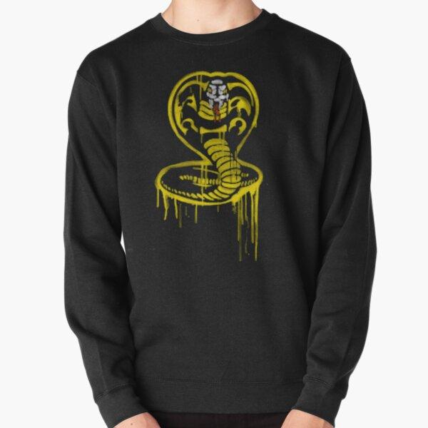 cobra kai logo Pullover Sweatshirt RB1006 product Offical Karl Jacobs Merch