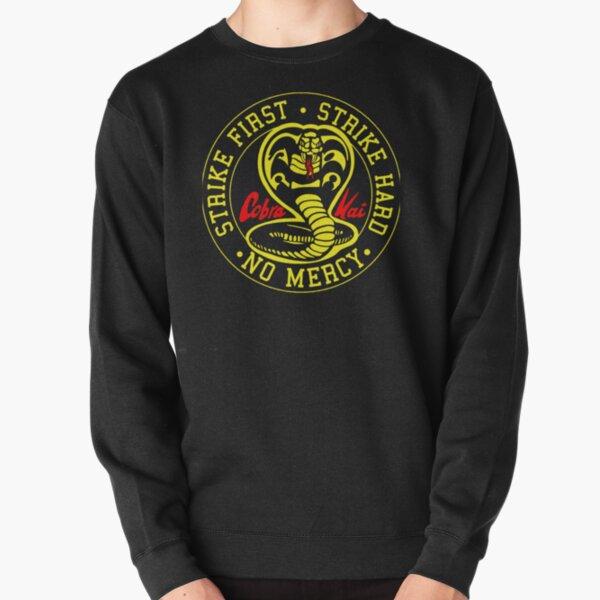 Cobra Kai Vintage Tri-Blend Shirt ,Cobra Kai Karate Kid Inspired Kids Pullover Sweatshirt RB1006 product Offical Karl Jacobs Merch