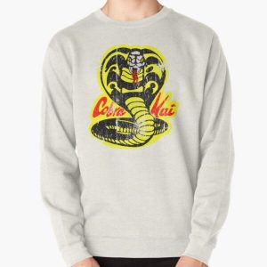 Cobra Kai Vintage Pullover Sweatshirt RB1006 product Offical Karl Jacobs Merch