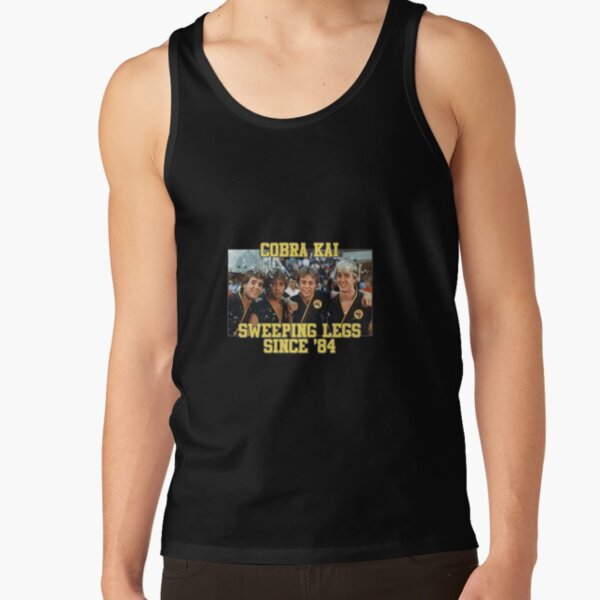 Cobra Kai Sweeping Legs Since 84 Tank Top RB1006 product Offical Karl Jacobs Merch
