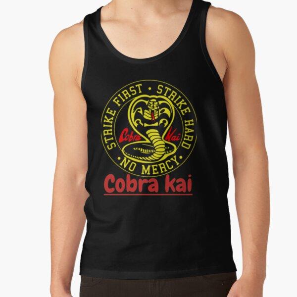 Cobra Kai  Tri-Blend Shirt  Tank Top RB1006 product Offical Karl Jacobs Merch