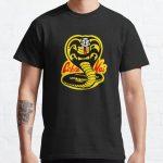 Cobra Kai Snake Classic T-Shirt RB1006 product Offical Karl Jacobs Merch