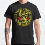 Karate Tournament - Cobra Kai Classic T-Shirt RB1006 product Offical Karl Jacobs Merch