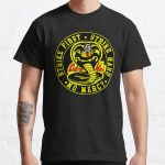 Cobra Kai Vintage Design - Distressed for Worn Look - Professional Graphics Classic T-Shirt RB1006 product Offical Karl Jacobs Merch