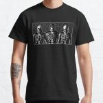 Cobra Kai T-ShirtCobra Kai Skeletons Classic T-Shirt RB1006 product Offical Karl Jacobs Merch