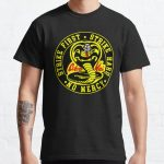 Cobra Kai Vintage Design - Professional Graphics Classic T-Shirt RB1006 product Offical Karl Jacobs Merch