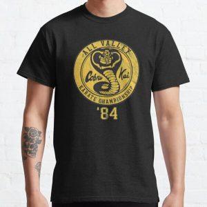 Cobra Kai Championship '84 shirt Classic T-Shirt RB1006 product Offical Karl Jacobs Merch