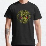 Cobra kai Classic T-Shirt RB1006 product Offical Karl Jacobs Merch