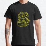 Cobra Kai Vintage Tri-Blend Shirt ,Cobra Kai Karate Kid Inspired Kids Classic T-Shirt RB1006 product Offical Karl Jacobs Merch