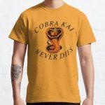Cobra Kai Never Dies  Classic T-Shirt RB1006 product Offical Karl Jacobs Merch