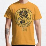 Cobra Kai Vintage Tri-Blend Shirt ,Kobra Kai 84 Karate t-shirt Classic T-Shirt RB1006 product Offical Karl Jacobs Merch