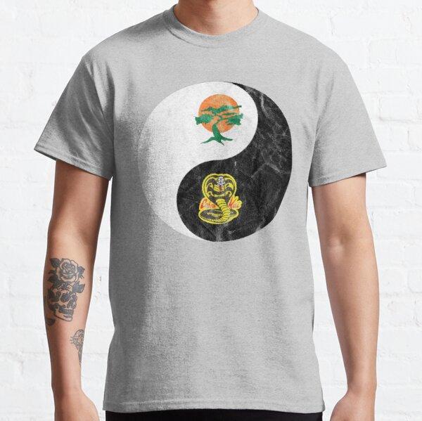 Miyagi-Do, Cobra Kai Yin-Yang design Classic T-Shirt RB1006 product Offical Karl Jacobs Merch