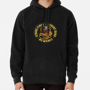 cobra kai logo Pullover Hoodie RB1006 product Offical Karl Jacobs Merch