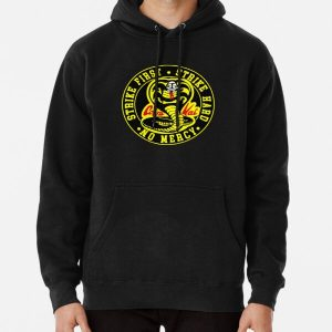 Cobra Kai Vintage Design - Professional Graphics Pullover Hoodie RB1006 product Offical Karl Jacobs Merch