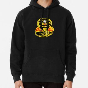 Cobra Kai Snake Pullover Hoodie RB1006 product Offical Karl Jacobs Merch