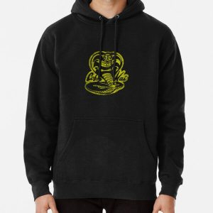 Cobra Kai Vintage Tri-Blend Shirt ,Cobra Kai Karate Kid Inspired Kids Pullover Hoodie RB1006 product Offical Karl Jacobs Merch