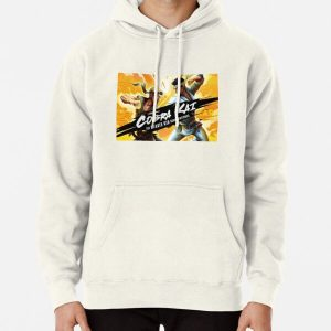 Cobra Kai Design Pullover Hoodie RB1006 product Offical Karl Jacobs Merch