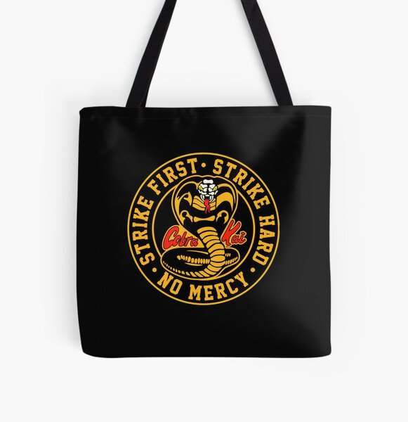 cobra kai  All Over Print Tote Bag RB1006 product Offical Karl Jacobs Merch