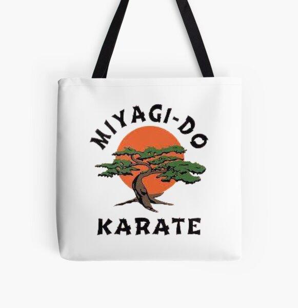 cobra kai miyagi do All Over Print Tote Bag RB1006 product Offical Karl Jacobs Merch