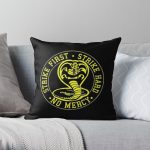 cobra kai Throw Pillow RB1006 product Offical Karl Jacobs Merch