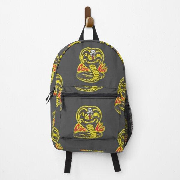 cobra kai cobra kai vintage Backpack RB1006 product Offical Karl Jacobs Merch