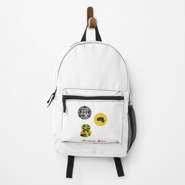 Cobra Kai sticker Pack Backpack RB1006 product Offical Karl Jacobs Merch
