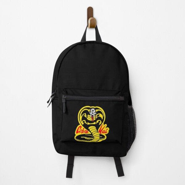 Cobra Kai Snake Backpack RB1006 product Offical Karl Jacobs Merch