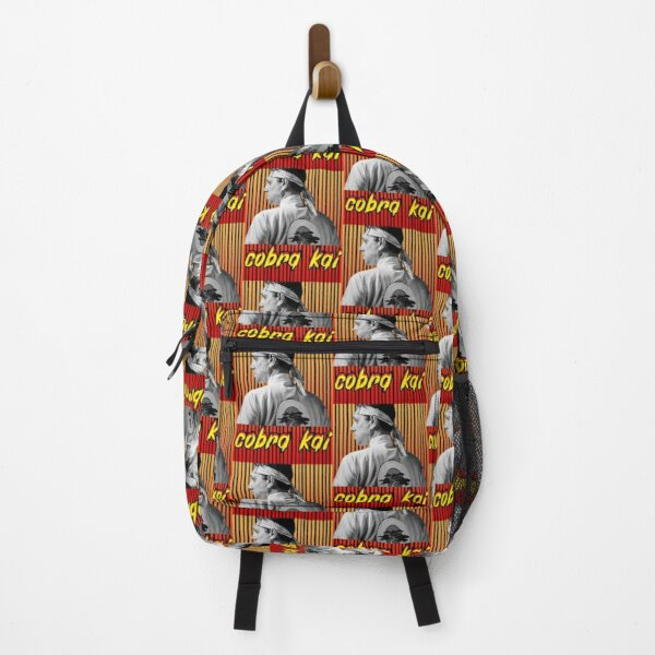 cobra kai  Backpack RB1006 product Offical Karl Jacobs Merch